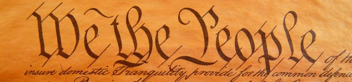 IMMIGRATION & THE CONSTITUTION